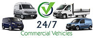 24/7 Commercial Vehicles